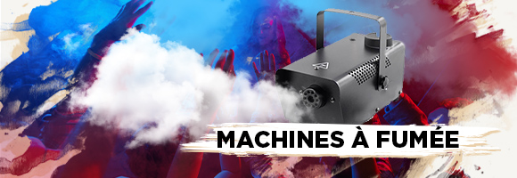 Machines à effets